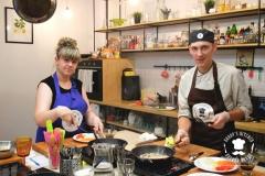 Мастер-класс: Азиатская кухня