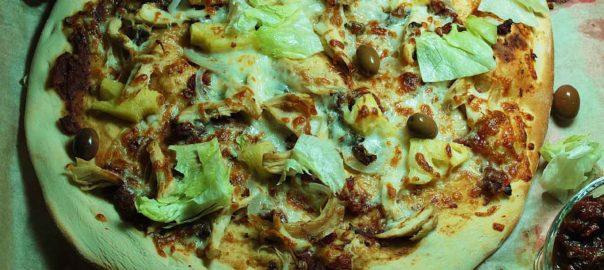 Статья: Тесто для пиццы