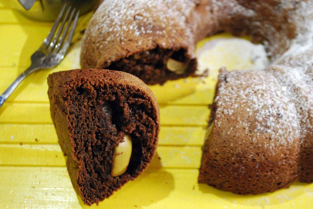 Маффины шоколадные с рецепт пошагово